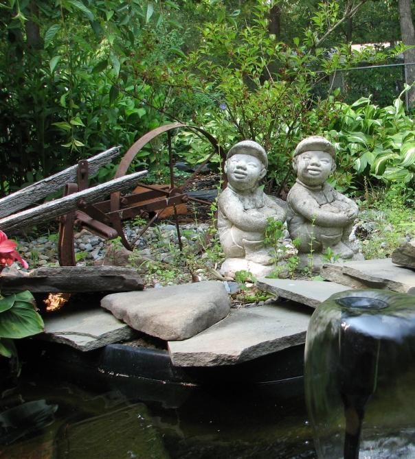 Aunt Wandas Pond