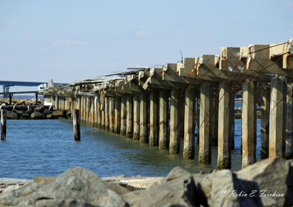 Destroyed Pier