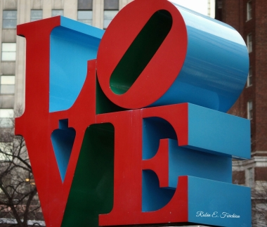 LOVE from the City of Brotherly Love and Sisterly Affection