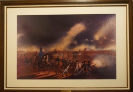 This photo was reportedly made by a solider that actually fought in the Revolutionary War.