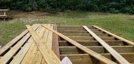 Deck boards started